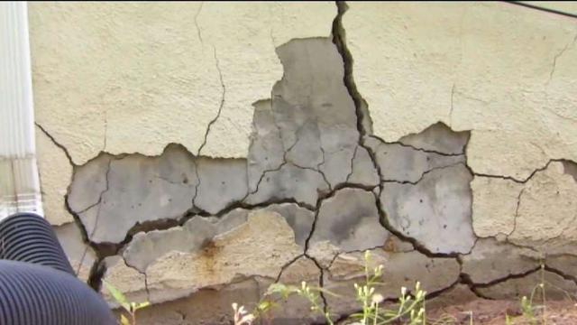 Read more about the article The Concrete Is Crumbling….
